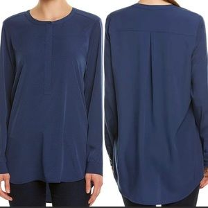 NYDJ Navy blue Tunic cco